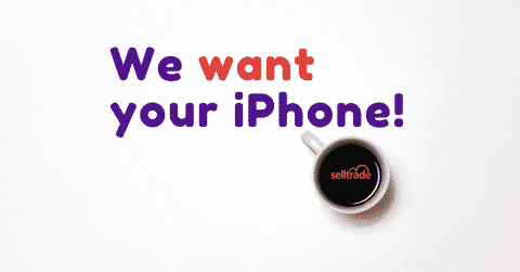 We want your iPhone for cash