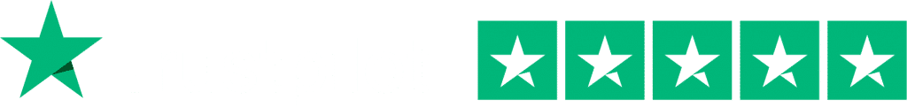 trustpilot inline white